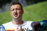 Таско Тасков с пресконференция за прекратяване на кариерата си - 07.06.2017
