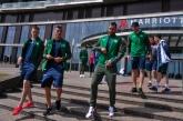 Футбол - БФС - Националите с поздрав към вратаря Владислав Стоянов