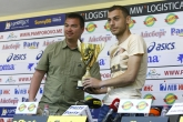 Футбол - награждаване - Николай Киров и Лъчезар Балтанов - 13.06.2017
