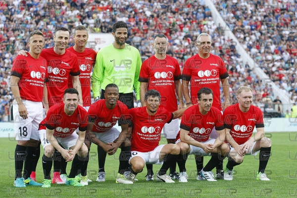 Футбол - All Stars - Благотворителен мач - 14.06.2017