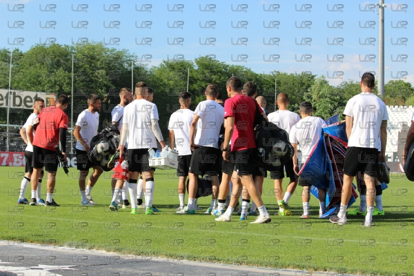 Футбол - първа тренировка на ПФК Локомотив ПД за новия сезон - 15.06.2017