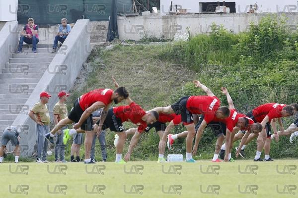 Футбол - ПФК ЦСКА с първа тренировка за сезона - 16.06.2017
