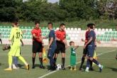 Футбол - контролна среща - Берое  - Дунав Русе - 16.06.2017