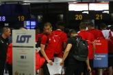 Футбол - футболистите на ЦСКА отпътуваха на лагер в Австрия - 17.06.2017
