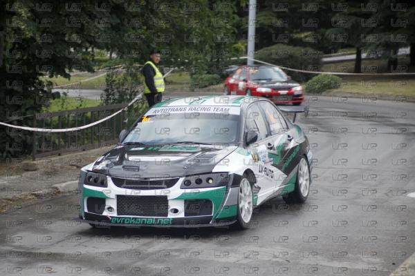 Автомобилен Спорт - Затворен маршрут
