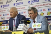 Шах - пресконференция на Иван Генов и членове на УС - 23.06.2017