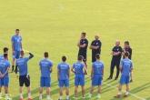Футбол - тренировка на ФК Сутиеска преди мача със ПФК Левски - 28.06.2017