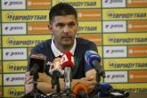 Футбол - пресконференция на Ангел Стойков преди Евро 2017 - 29.06.2017