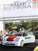 Автомобилизъм - откриване Рали Троя  - 30.06.2017