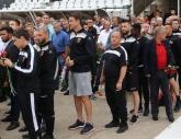 Футбол - поклонение на Аян Садъков - стадион Локомотив - 03.07.2017