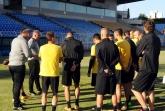 Футбол - пресконференция и тренировка на Ботев ПД на стадион Лазур - 05.07.2017