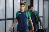 Футбол - Юношите до 19 години се прибраха в България - 10.07.2017