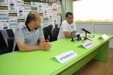 Футбол - пресконференция - Александър Томаш преди дербито с Верея - 13.07.2017