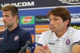 Футбол -  Хайдук  Сплит - пресконференция  - 19.07.2017