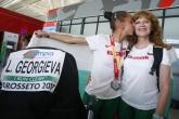 Лека Атлетика - атлетите ни се прибраха от Гросето - 24.07.2017