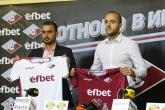 Футбол - ФК Септември и ЕФБЕТ с нов спонсорски договор - 26.07.2017