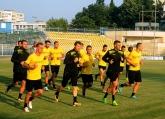 Футбол - Лига Европа - пресконференция и тренировка на Ботев ПД- 26.07.2017