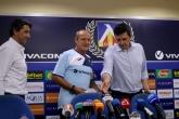ПФК Левски - нов треньор - Представяне на Делио Роси - 08.08.2017
