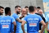 Футбол - ПФК Левски - Първа тренировка на Делио Роси - 08.08.2017