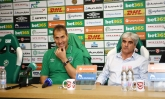 Футбол - пресконференция и първа тренировка на Димитър Димитров - Херо - 14.08.2017