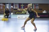 Габриела и Стефани Стоеви на международен турнир в София - 15.08.2017