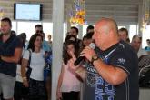 Закуска за шампиони - Мария Гроздева, Йордан Йовчев и Даниел Александров - 24.08.2017