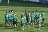 Футбол - пресконференция и тренировка на националния отбор - 30.08.2017