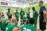 Баскетбол - БК Балкан vs Блокотехна /Гевгелия/ - контрола - Арена Ботевград - 31.08.2017