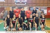 Баскетбол - Жени - Първа тренировка на БК Хасково 2012 - 01.09.2017