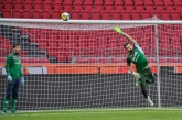 Футбол - Национали - Квалификация за СП - Холандия - България - официална тренировка