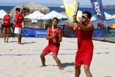 Плажен Тенис - Европейско Първенство - Санта Марина - Созопол- 09.09.2017
