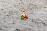 Плажен волейбол в центъра на София - 12.09.2017