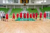 Баскетбол - Динамик/Белград/ vs Работнички/Скопие/ - Турнир