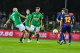 Футбол - Легендите на Барселона срещу отбора на Христо Стоичков - 20.09.17