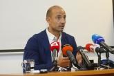 Футбол - пресконференция на Станислав Ангелов за базите на Раковски - 26.09.2017