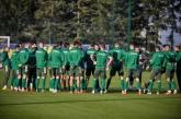 Футбол - Tренировка на България преди световната квалификация с Франция - Бояна - 03.10.17