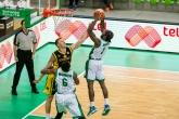 Баскетбол - Балкан vs Фалко /Унгария/ - FIBA Europe Cup - Арена Ботевград - 04.10.2017