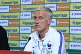 Футбол - тренировка и пресконференция на националния отбор на Франция - 06.10.17