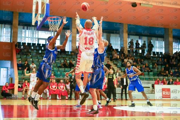 Баскетбол - НБЛ - Лукойл Академик VS Рилски Спортист -  07.10.2017