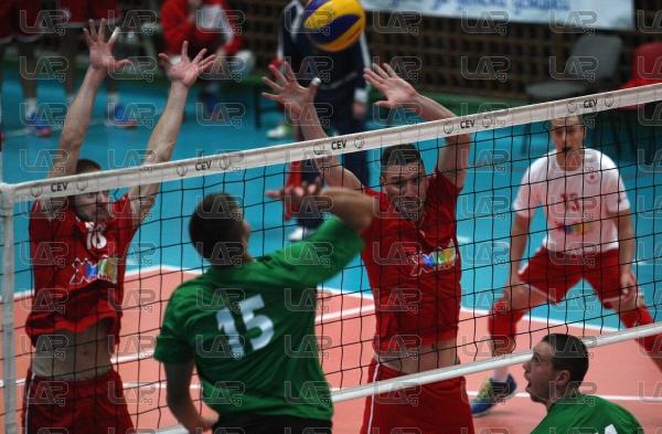 Волейбол - Супер Лига - 1 ви кръг - ВК ЦСКА - ВК Тетевен - 07.10.2017