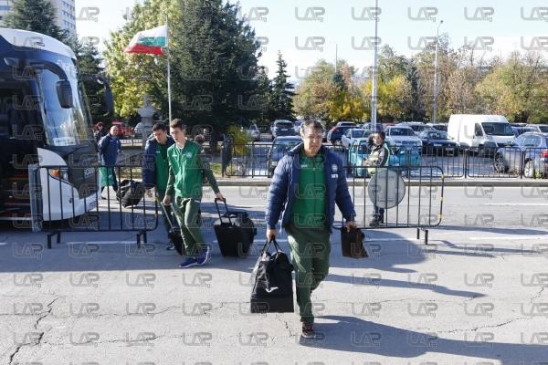 Футбол - националите ни отпътуваха за Люксембург - 09.10.20