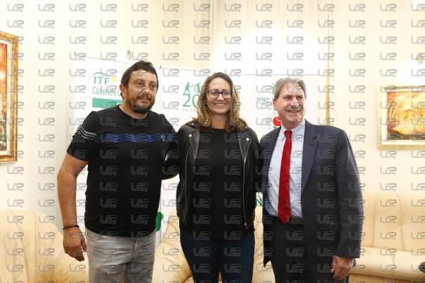 Дейвид Хагърти и Мери Пиърс пристигнаха за световна треньорска конференция  - 10.10.2017
