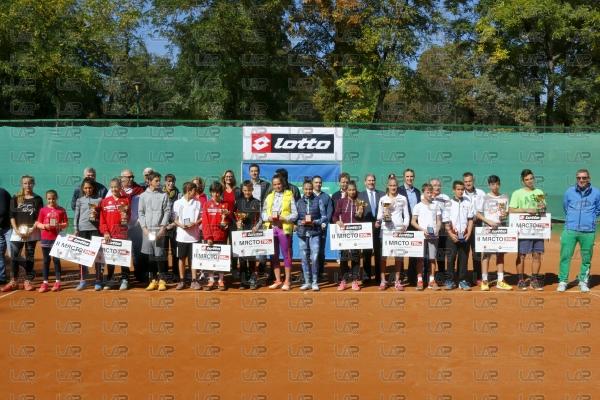 Тенис - Мери Пиърс и Дейвид Хагърти наградиха български таланти  - 11.10.2017