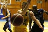Баскетбол - НБЛ - 2ри кръг - БК Левски - БК Академик Бултекс - 14.10.2017