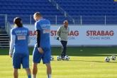 Футбол - Тренировка на ПФК Левски - 20.10.2017