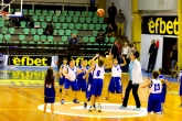 Баскетбол - НБЛ - БК Спартак Плевен - БК Левски - 20.10.2017