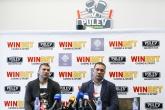 Бокс - пресконференция - Кубрат Пулев и Тервел Пулев  - 25.10.2017