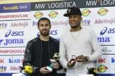 Футбол - награждаване - Фернандо Каранга и Тиаго Родригес  - 26.10.2017