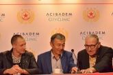 Футбол - ЦСКА представи нов спонсор Аджъбадем - 27.10.2017