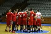 Баскетбол - тренировка на ПБК Лукойл Академик - 31.10.2017